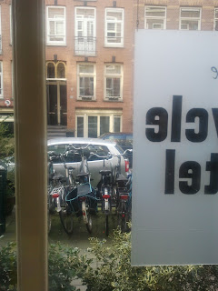 amsterdam bicycle hotel