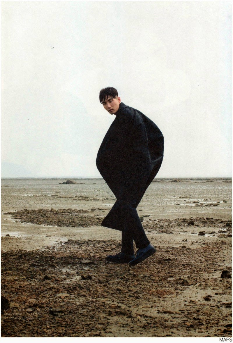 Editorial de moda, Maps Magazine, Fashion Editorial, Moda Masculina, Menswear