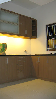 Kitchen set Mbak Lucy Cakung