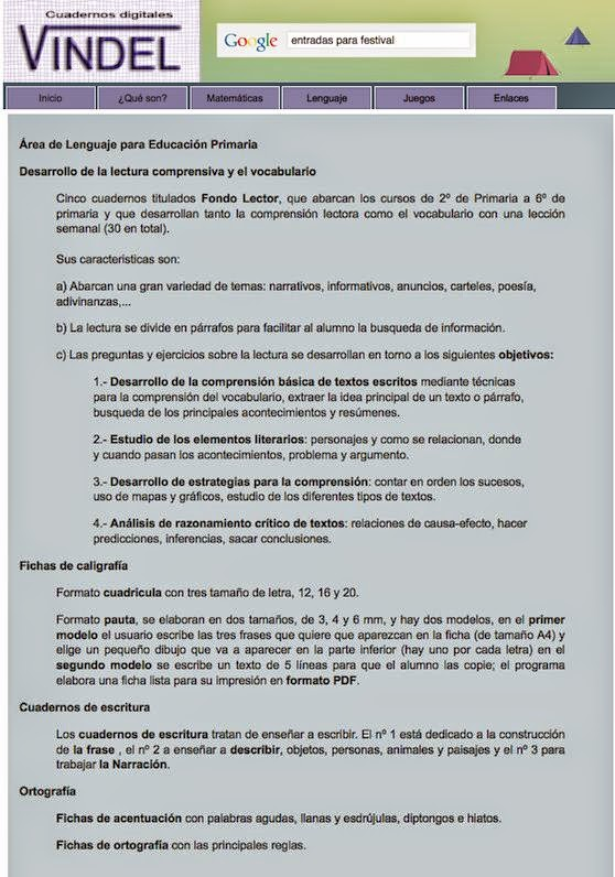 http://www.cuadernosdigitalesvindel.com/libres/lenguaje.php