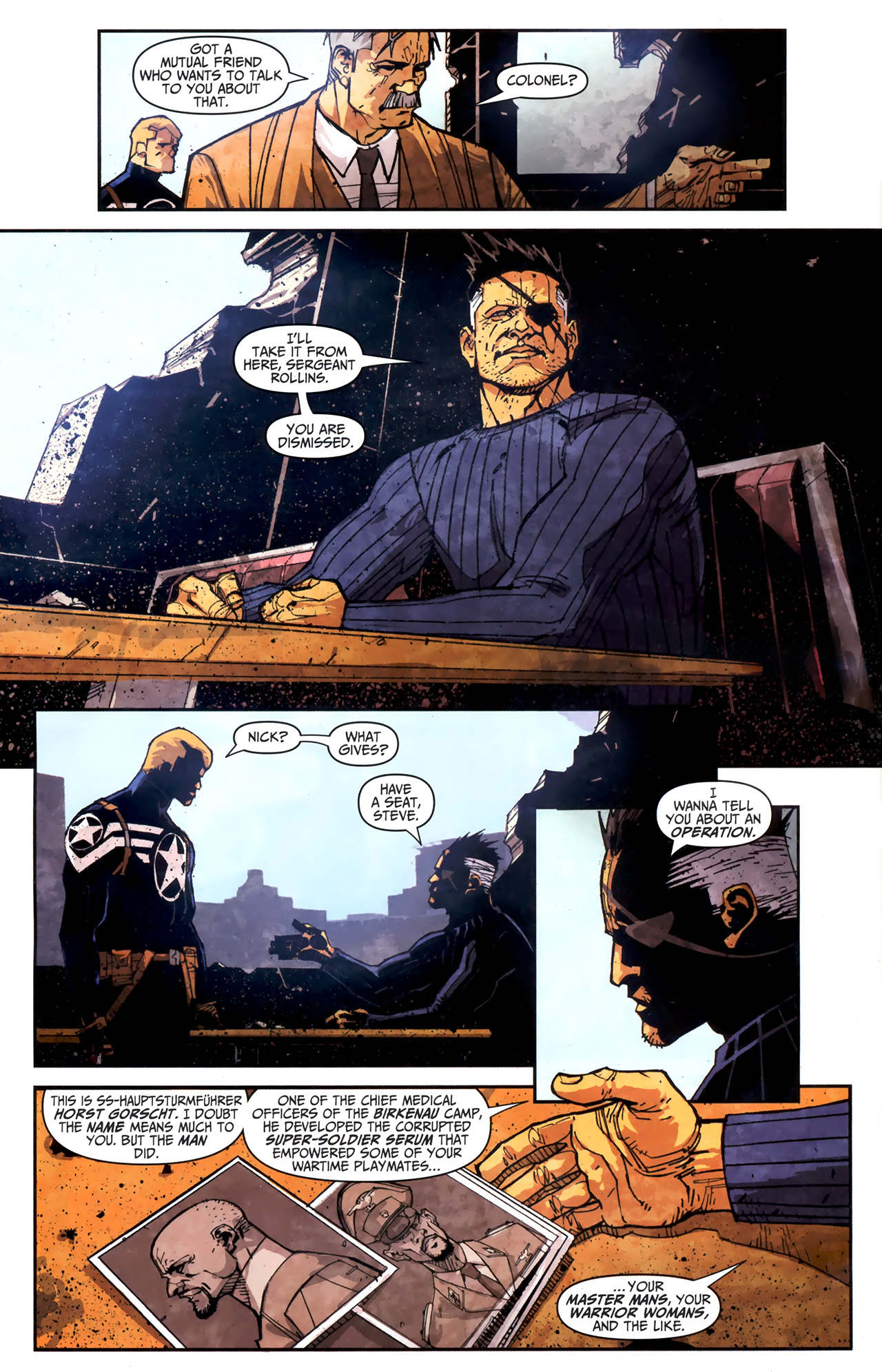 Read online Taskmaster (2010) comic -  Issue #3 - 11