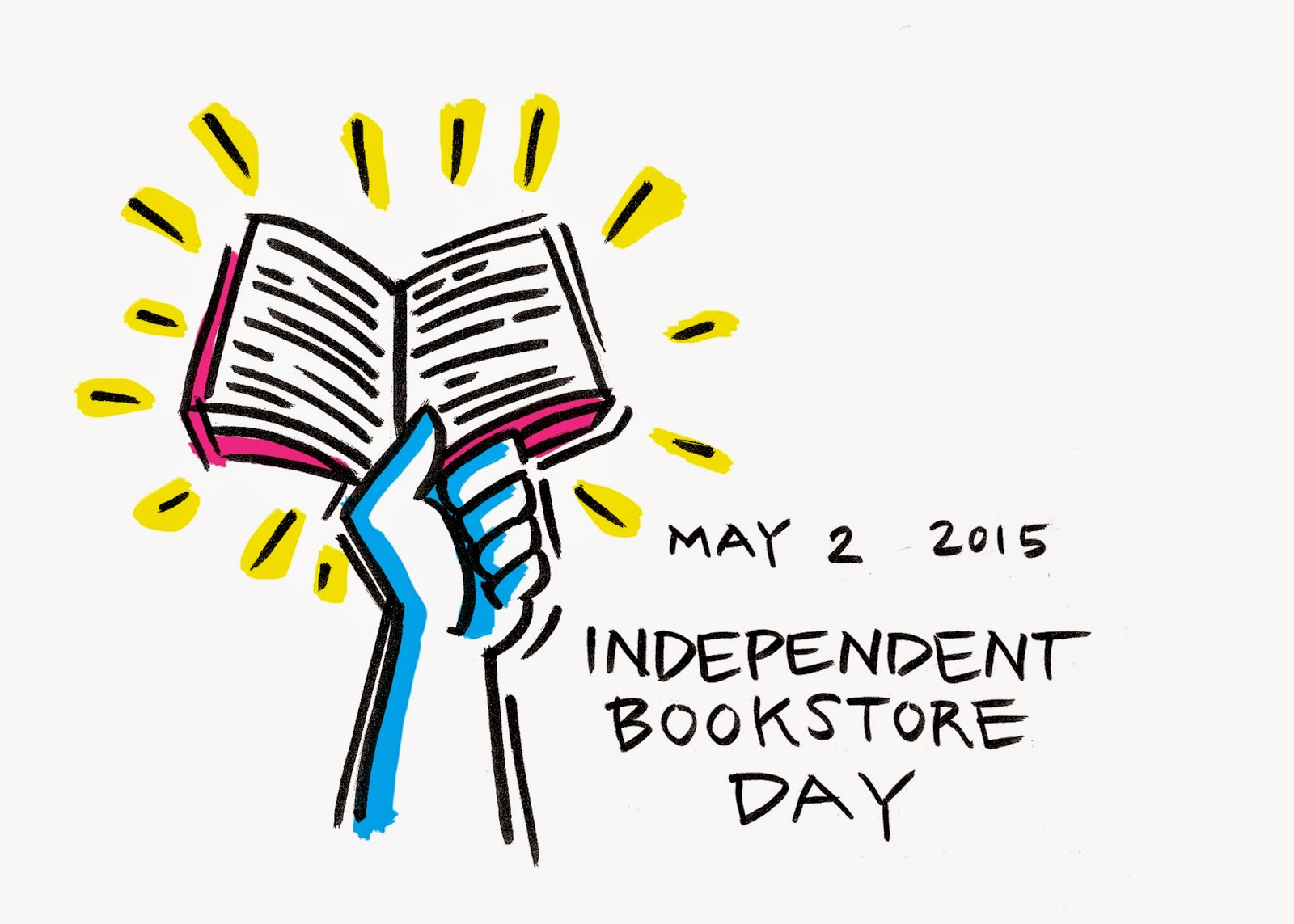 Great Day To Buy A Bookdependent Bookstore Day