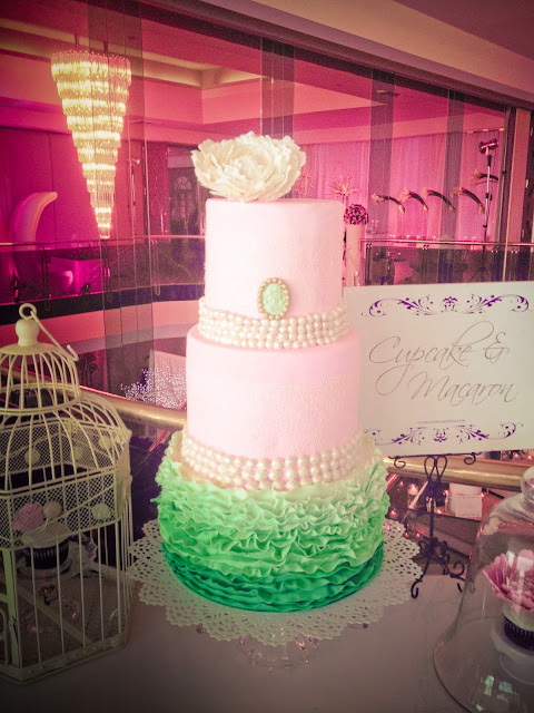 sugarveil wedding cake