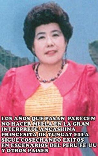 PRINCESITA DE YUNGAY