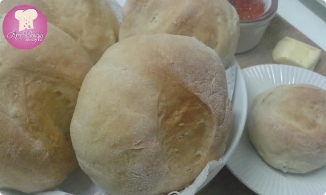 pão fofinho e macio para o world brad day 2015