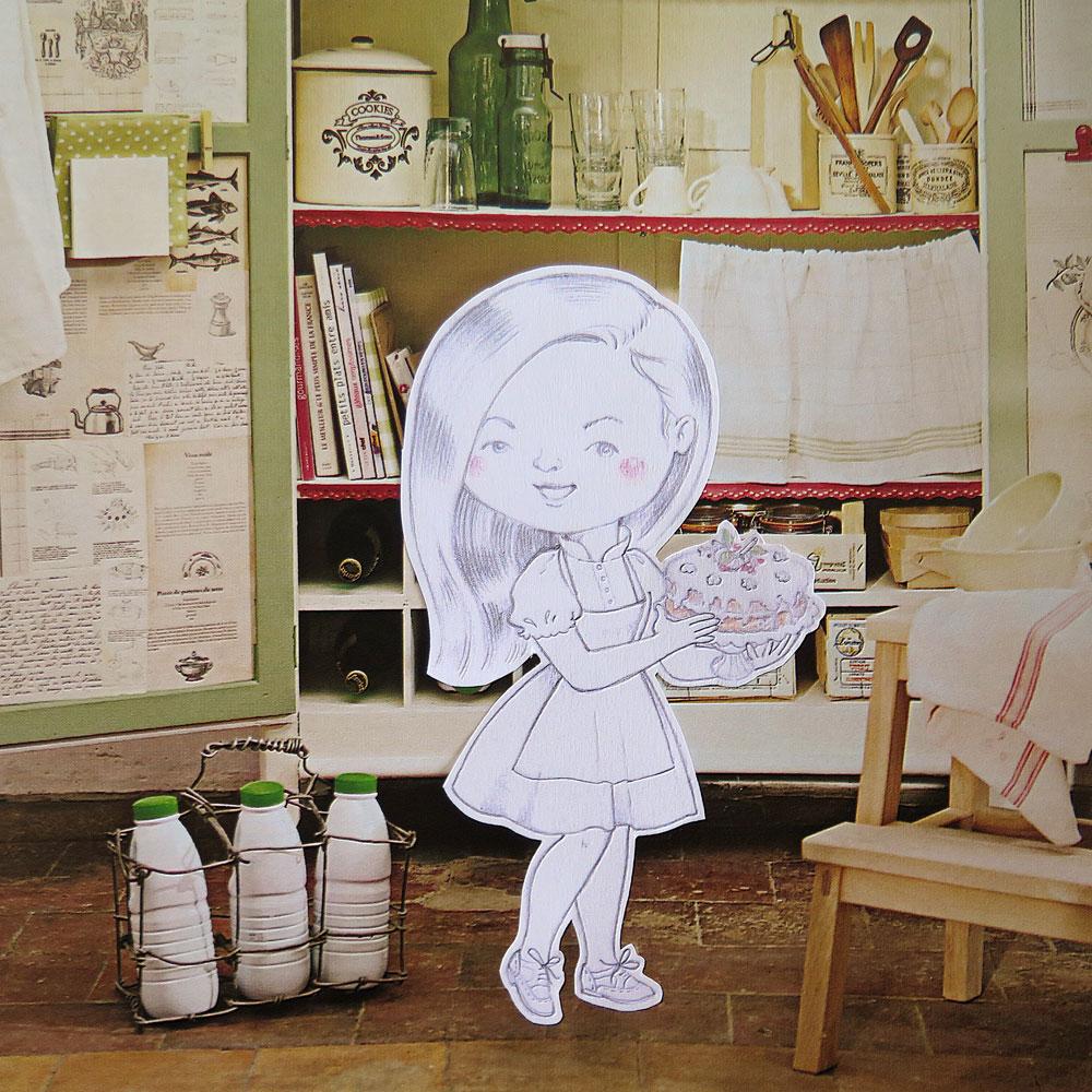 Куколка Таня
