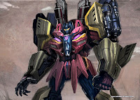 dsngs sci fi megaverse transformers fall of cybertron