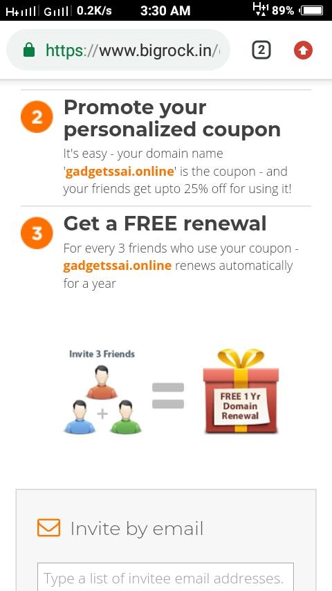Use coupon : gadgetssai.online