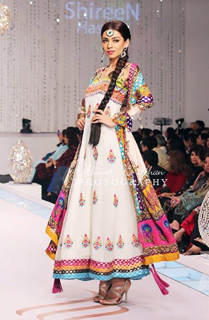Bridal Couture Week 2012 Karachi