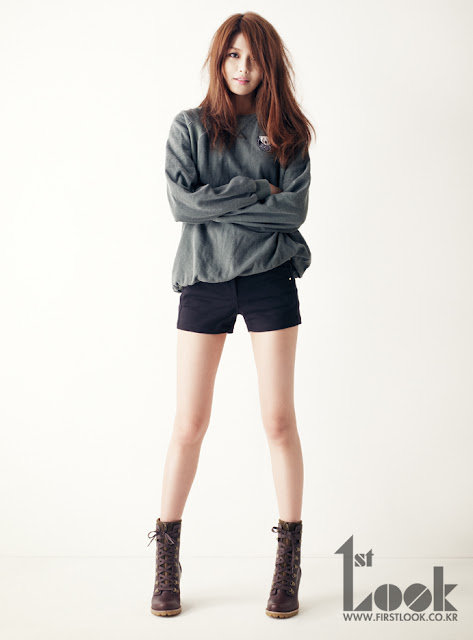 K-Fashion Inspiration: Comfortable in her own clothes by Choi Sooyoung