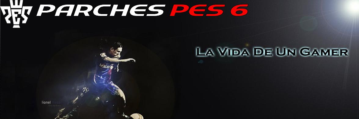 Parches Pes 6