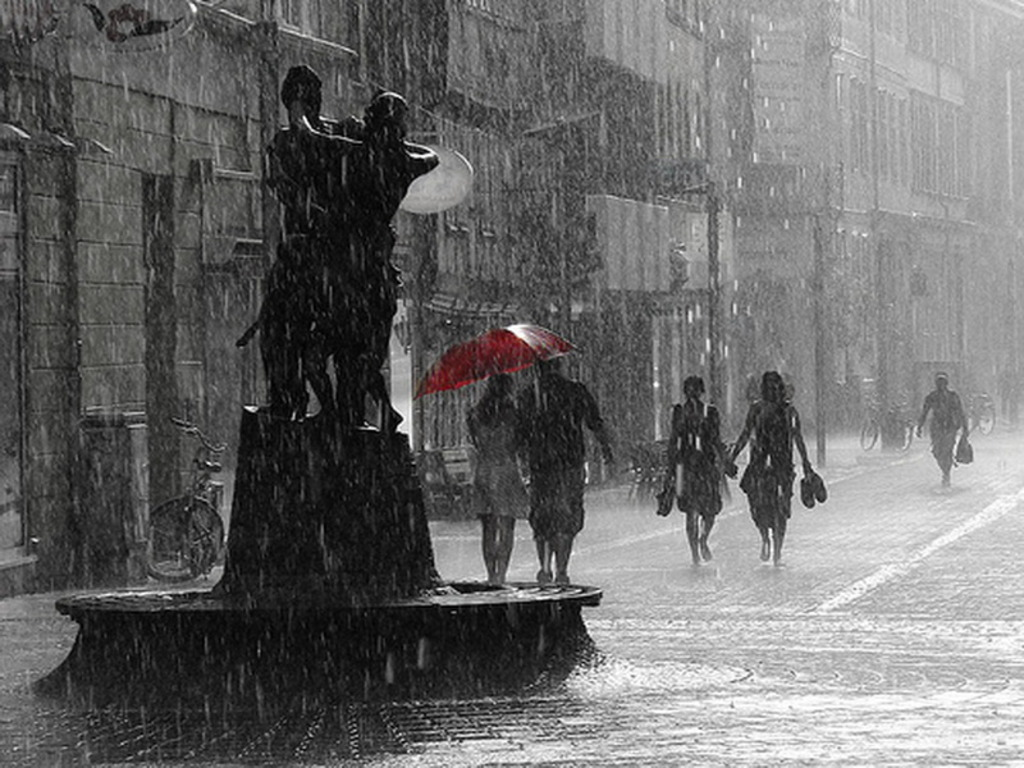 Forever is a dream it 39 s raining bless the sky - Agua de lluvia ...