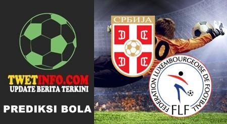 Prediksi Serbia U17 vs Luxembourg U17