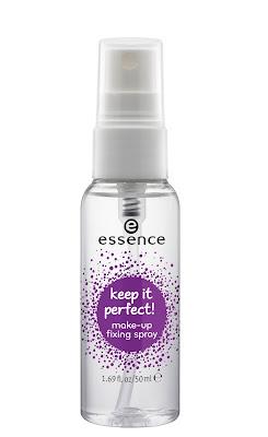 fixing spray essence