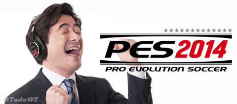 Jon Kabira sebagai pengisi narasi komentator di PES 2014.
