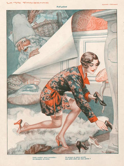 vintage illustrations Herouard