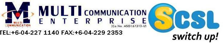 Multi Communication Enterpeise - Authorised Distributor of CSL