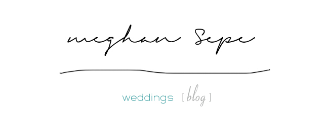 meghan sepe weddings