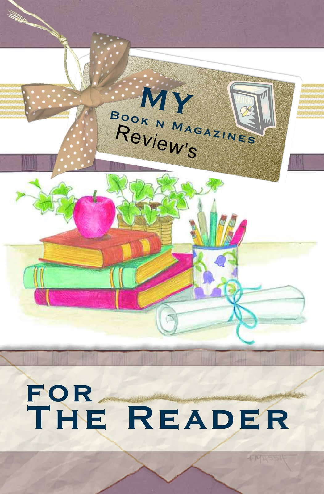 My Book and Magazine Reviews