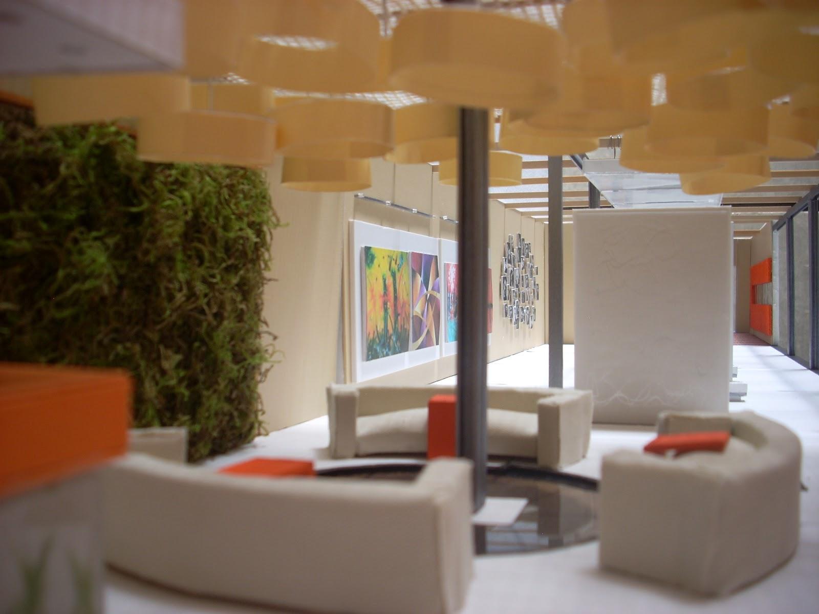 Facultad de arquitectura dise o arte y urbanismo - Trabajo de diseno de interiores ...