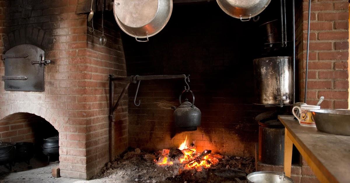 Vita frugale cucinare con il camino - Camino per cucinare ...