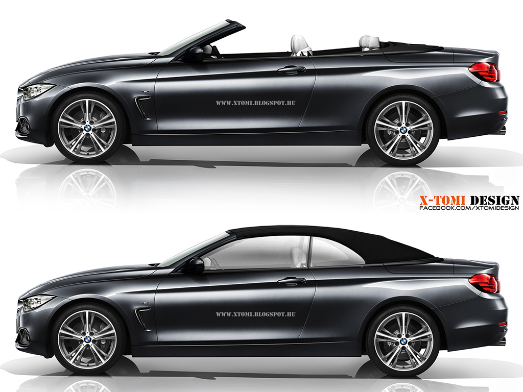 x tomi design bmw 435i cabrio. Black Bedroom Furniture Sets. Home Design Ideas