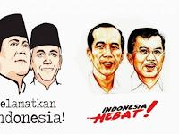 Indonesia Pemilu Presiden, Brasil Kalah 7-1, Israel Kembali Serang Gaza