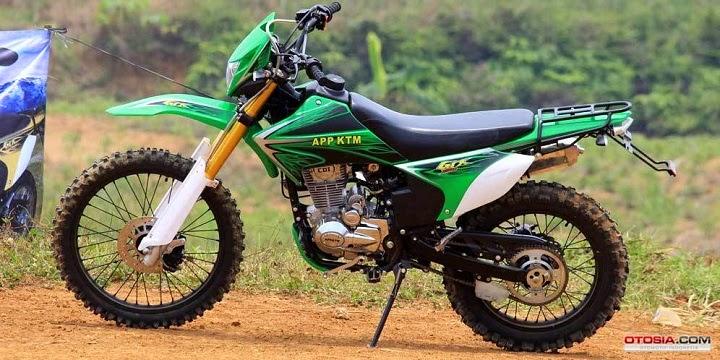 KTM Power Trek GTX 150 Motor Trail Murah