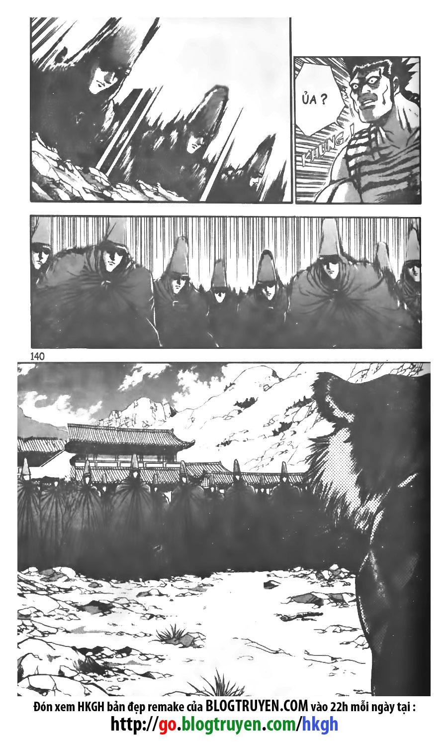Hiệp Khách Giang Hồ - Hiệp Khách Giang Hồ Chap 164 - Pic 16