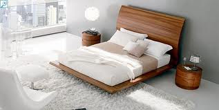 habitación color gris y beige