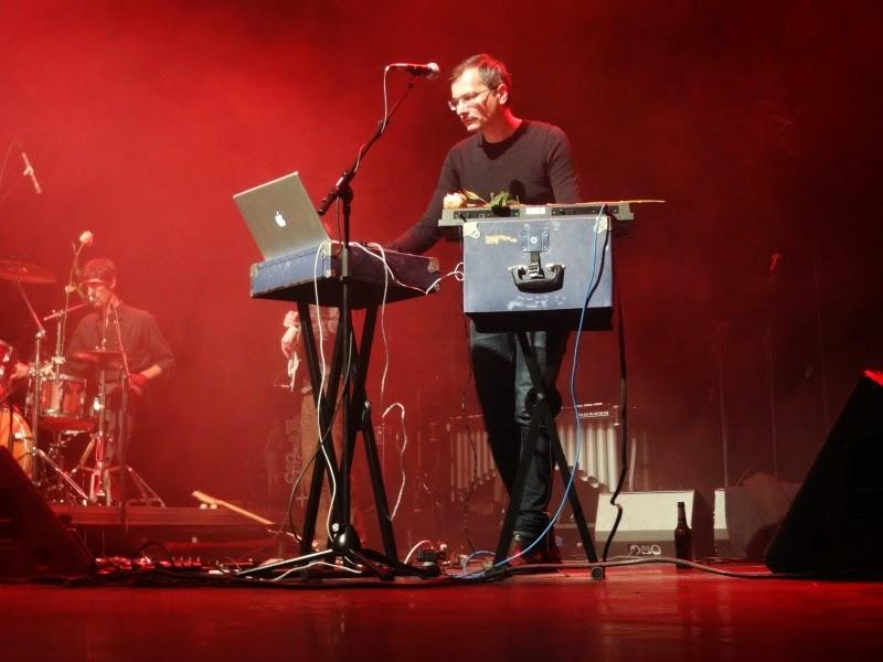 09.05.2014 Köln - Philharmonie: Kreidler