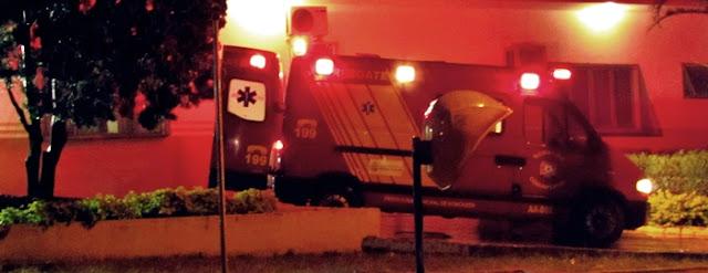 Roncador: Motociclista atropela mulher na Rua Paraná