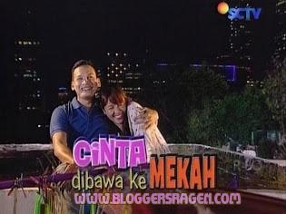 Cinta Dibawa Ke Mekah FTV SCTV