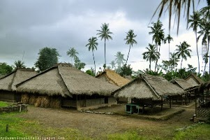 Rumah Tradisional Senaru
