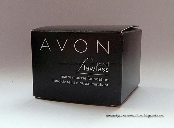 Avon Ideal Flawless Nude Matte Fluid Make Up Foundation