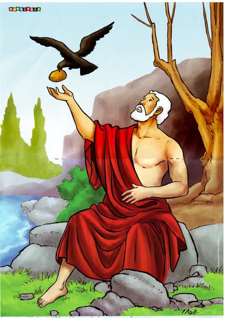 Image Result For Cerita Alkitab Nabi Elisa