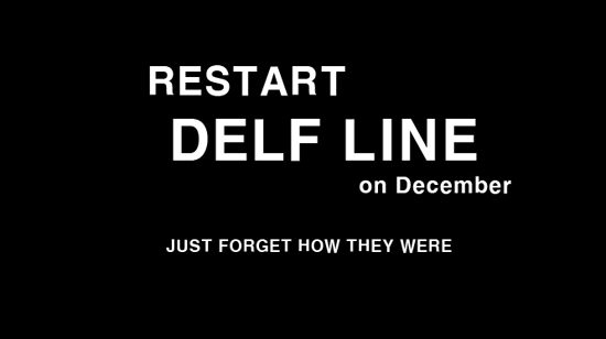 Luts renewal of the Delf line
