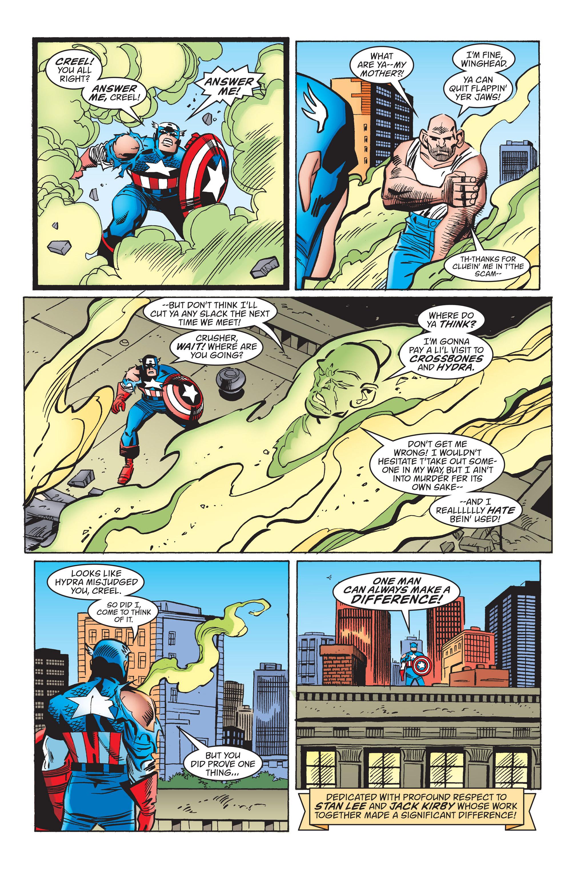 Captain America (1998) Issue #24 #30 - English 23