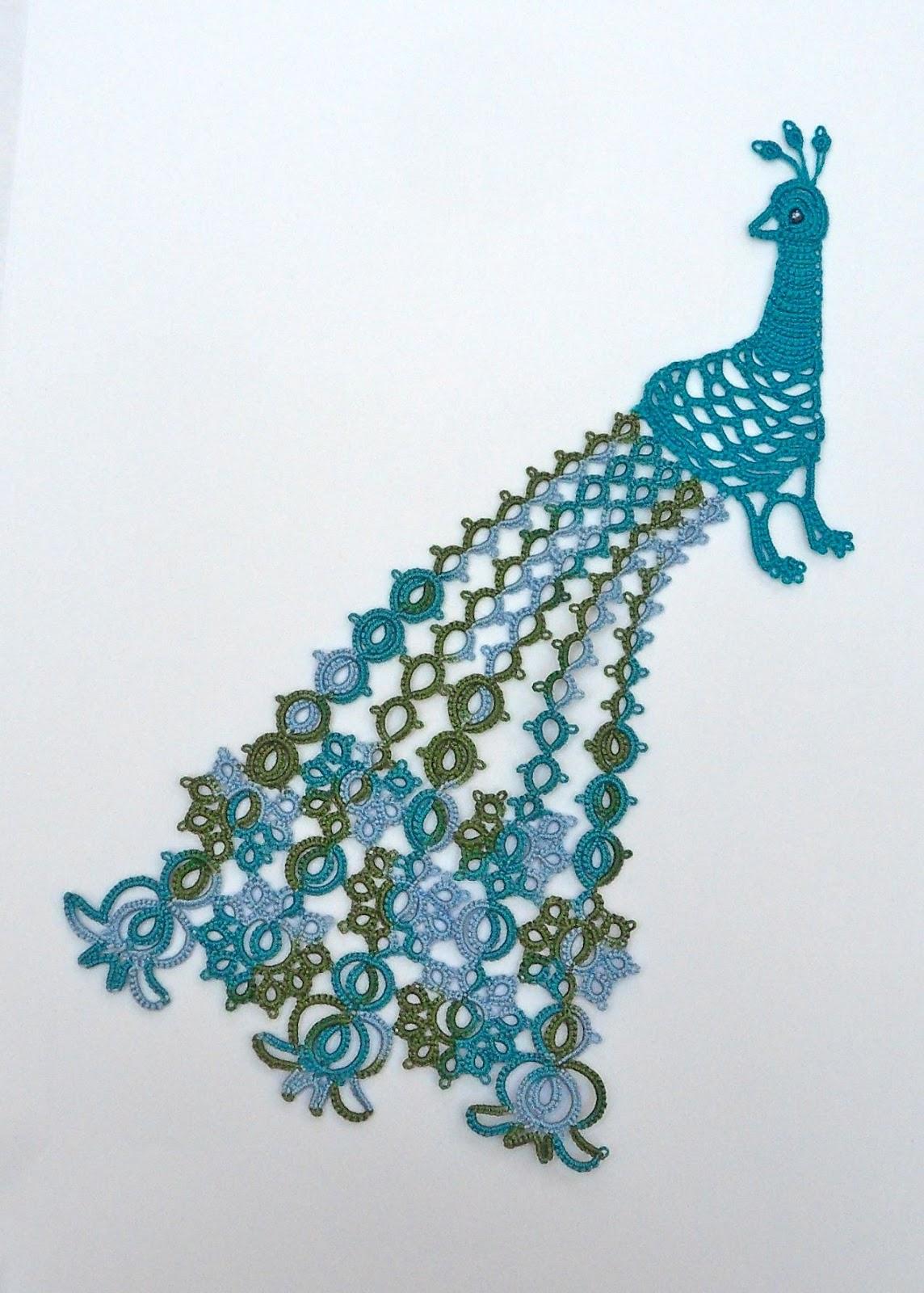 Птицы в ирландском вязании
