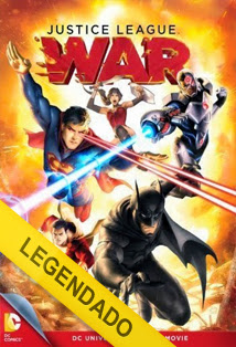 Justice League: War – Legendado