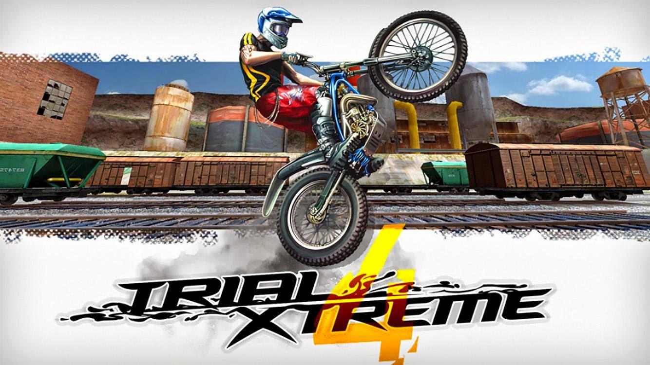 Trial Xtreme 4 APK Obb
