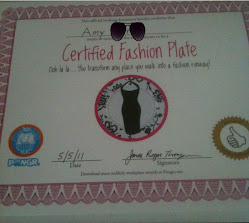 Pongr Fashion Plate Award