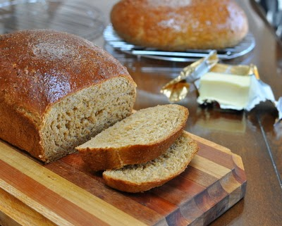 Best-Ever Oatmeal Bread | rich, nutty homemade bread | Kitchen Parade