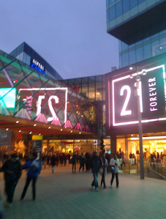 Things to do in East London - Westfield shopping centre