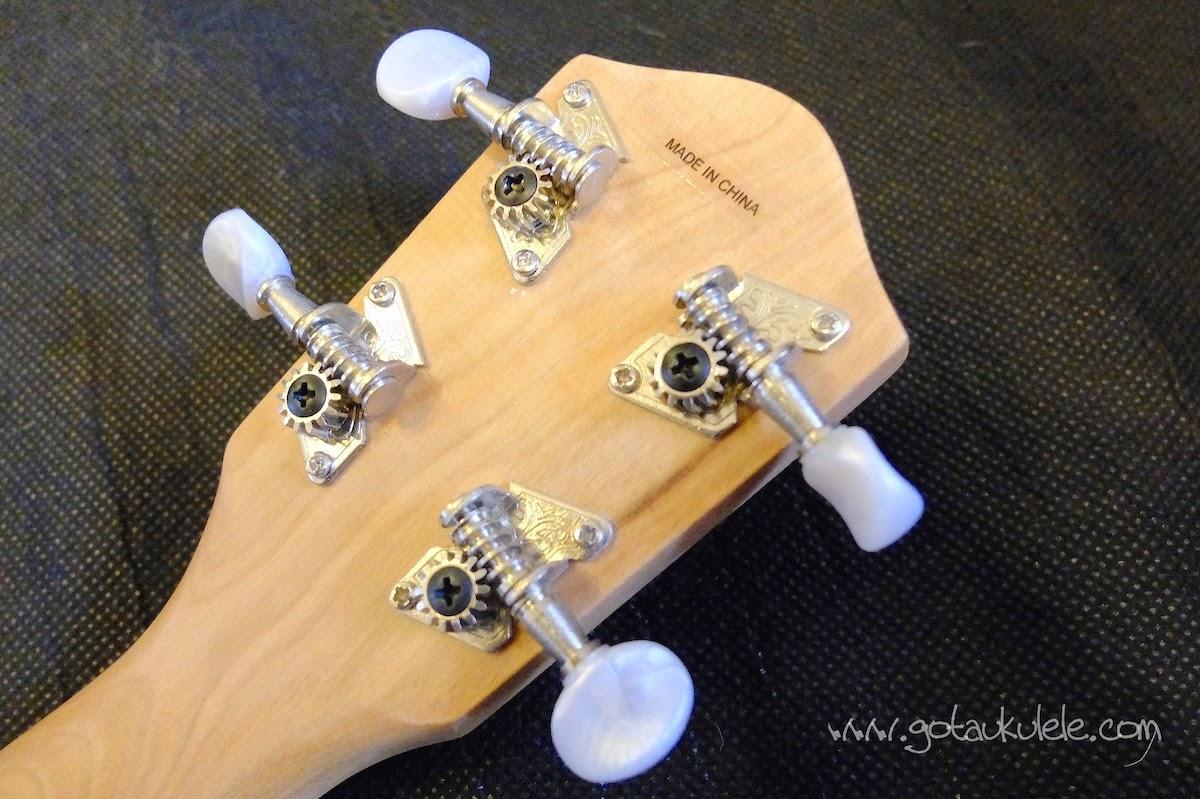 Alic Soprano ukulele tuners