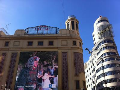 Madrid+Callao+Navidad Has vivido Madrid en Navidad   Kennst Du Madrid zu Weihnachten