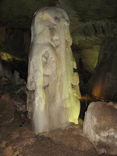 Крым, Мраморная пещера. пещера, экскурсия по пещере,