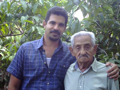 MI ABUELO, MI PADRE MÁS VIEJO (105 AÑOS)