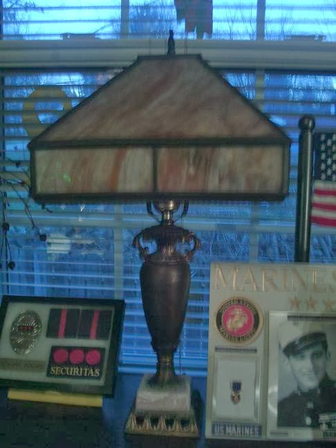Firestone Lamp