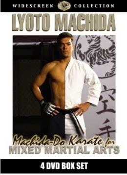 Curso: Machida do Karate For Mixed Martial Arts vol 1